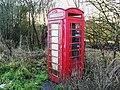 Telephone Box, Carnagh - geograph.org.uk - 1635183.jpg