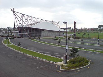 Vodafone Events Centre - Image: Telstra Clear Pacific Events Centre