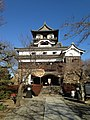 Tenshu of Inuyama Castle 20150124.jpg