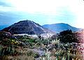 Teotihuacán, Zona Arqueológica, Pirámide del Sol.jpg