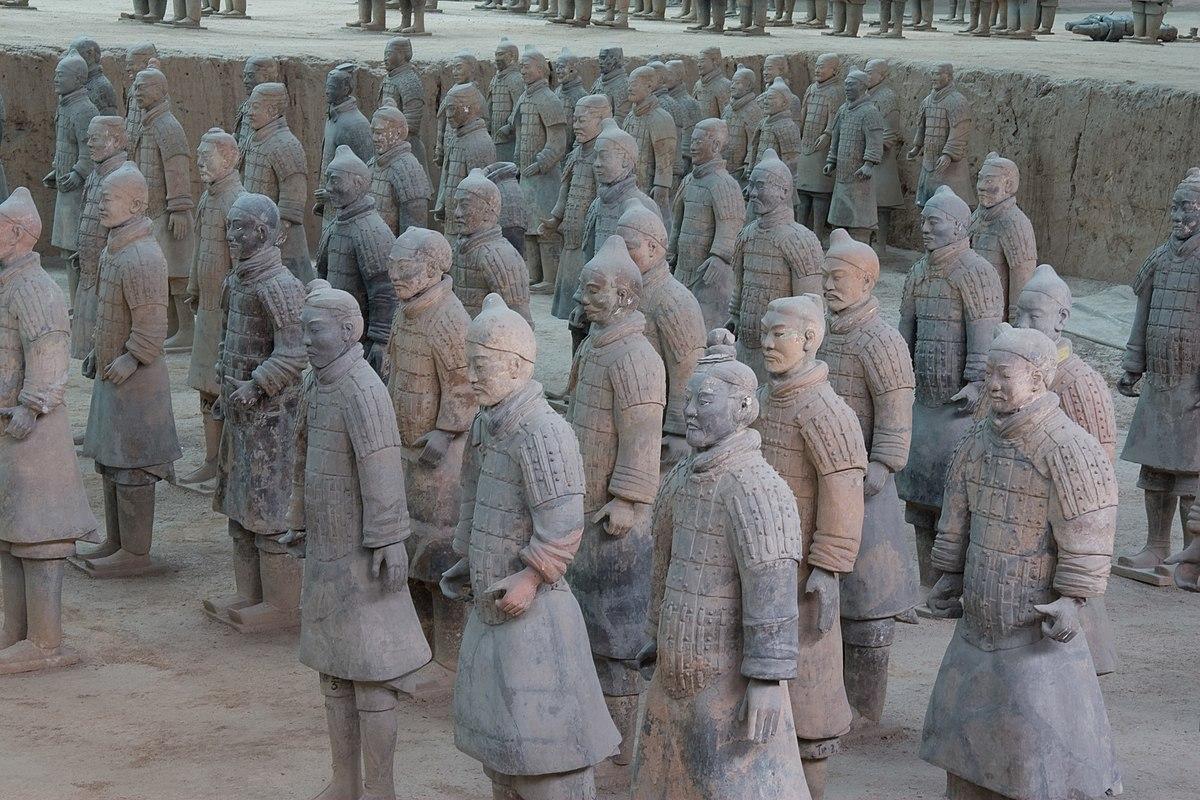 Histoire militaire de la chine wikip dia for Histoire des jardins wikipedia