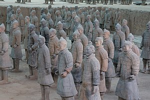 Legalism (Chinese philosophy) - Terracotta Army