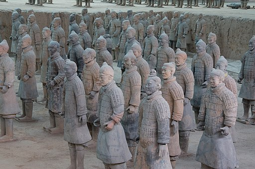 Terracotta Army Pit 1 - 10