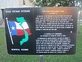 Texas Vietnam Veterans Memorial Highway sign in Perryton IMG 6012.JPG