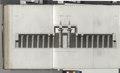 Thèbes. Karnak. Coupe transversale de la salle hypostyle du palais (NYPL b14212718-1268049).tiff