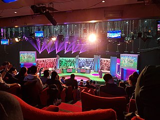 <i>The Big Fat Quiz of the Year</i> television series