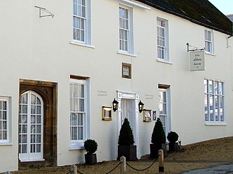 Charmouth - The Abbots House, formerly The Queens Armes Hotel