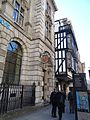 The Automobile Association opened its first office in this building - 18 Fleet Street London EC4Y 1AA.jpg