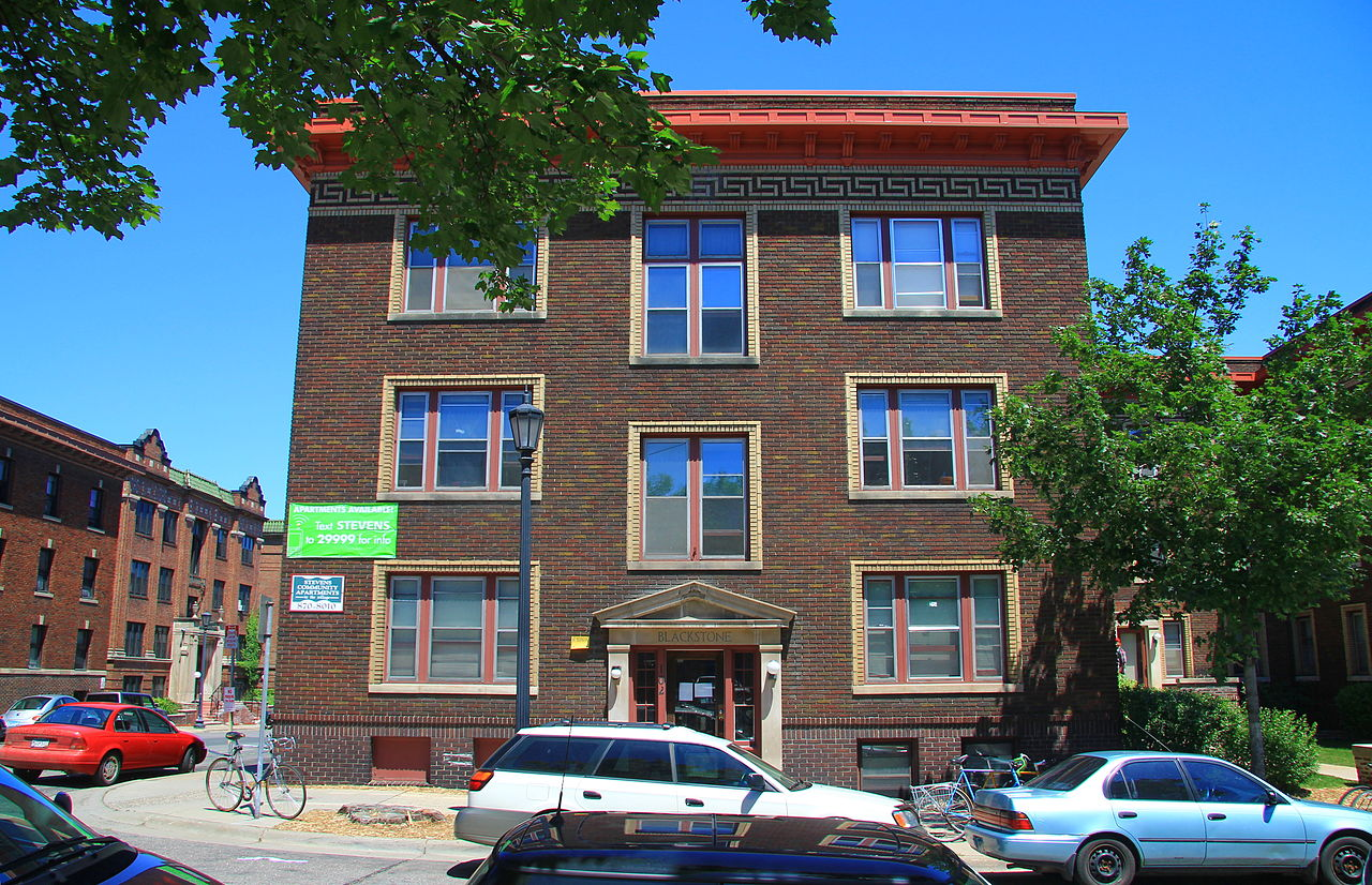 Blackstone Apartments For Rent