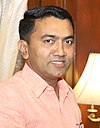 The Chief Minister of Goa, Shri Pramod Sawant.jpg