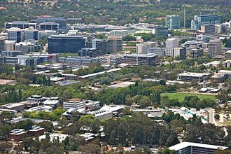 Australian National University - Acton, Canberra