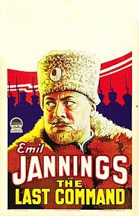 The Last Command (1928 film) poster.jpg