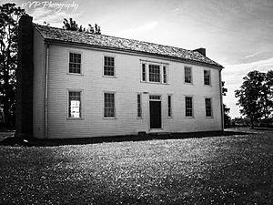 Mordecai Lincoln House (Springfield, Kentucky) - Image: The Mordecai Lincoln House