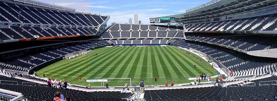 The Refurbished Soldier Field