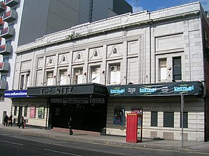 The Ritz (Manchester) - Image: The Ritz Nightclub, Manchester (2439953836)