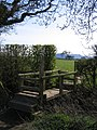 The Sandstone Trail and Beeston Castle - geograph.org.uk - 396353.jpg
