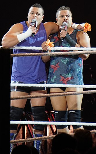 Primo Colón - Primo (right) and Epico in September 2016