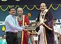 The Vice President, Shri M. Venkaiah Naidu awarding the Degrees to the students, at the 49th Convocation of Acharya N.G. Ranga Agricultural University (ANGRAU), in Nellore, Andhra Pradesh.jpg