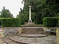 The War Memorial in Much Hadham's High Street - geograph.org.uk - 1448578.jpg