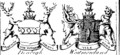 The arms of the nobility, of England, Scotland and Ireland, brought down to the year 1778 Fleuron T118793-6.png