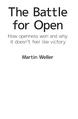 The battle for open.pdf