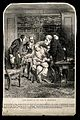 The death of the Duke of Wellington, with doctors gathered a Wellcome V0006741.jpg