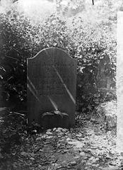 Grave of Revd John Jones (Tegid, 1792-1852), Nanhyfer