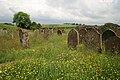 The old burial ground at Crowdieknowe - geograph.org.uk - 860044.jpg