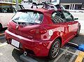 The rearview of Alfa Romeo 147 GTA.JPG
