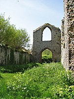 The ruins of St Mary's Priory - geograph.org.uk - 790316.jpg
