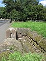 The stocks at Aldford ^2 - geograph.org.uk - 1614598.jpg