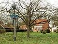The village sign at Brandeston - geograph.org.uk - 340407.jpg