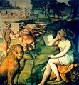 The witch Circe poisons Odysseu's friends.jpg