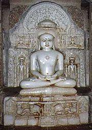 Estátua de Tirthankara