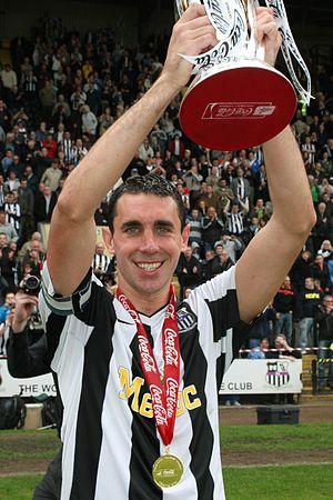 John Thompson (footballer, born 1981) - Image: Thompson Wiki