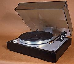 Platine tourne disques wikip dia - Ancienne platine vinyle ...