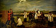 Aradi vértanúk (Thorma János festménye)
