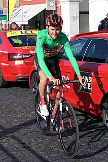 Tiesj Benoot Belgian bicycle racer