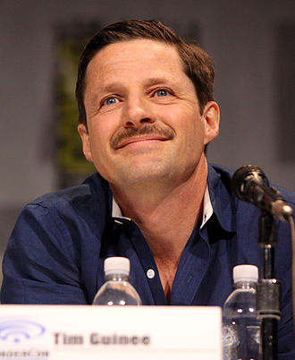 Tim Guinee - Guinee at the 2013 WonderCon