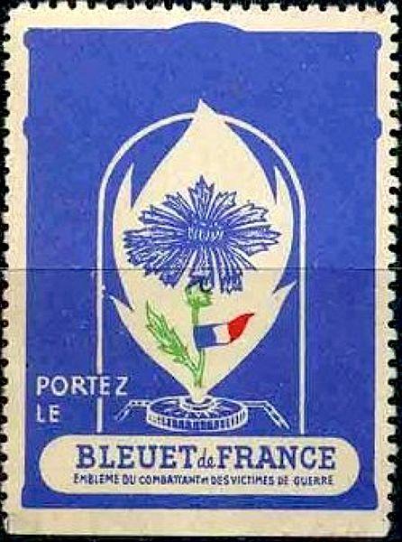 File:Timbre publicitaire Bleuet de France.jpg