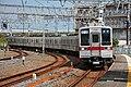 Tobu 10000 Kanegafuchi Station 2016-10-07 3.jpg