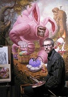 Todd Schorr American artist