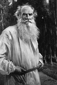Leo Tolstoy Wikiquote