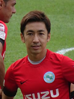 Tomoya Uchida Japanese footballer