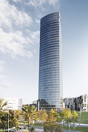 Torre Iberdrola 1 - Bilbao, Spain (2)