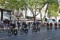 Tour d'Espagne - stage 1 - entrainement Movistar.jpg