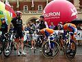 Tour de Pologne 2012, Przed rozpoczęciem etapu (7718907324).jpg