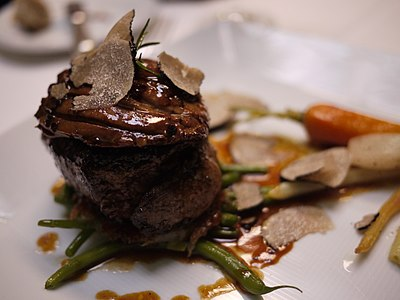 Tournedos Rossini with Truffle Madeira Sauce.jpg