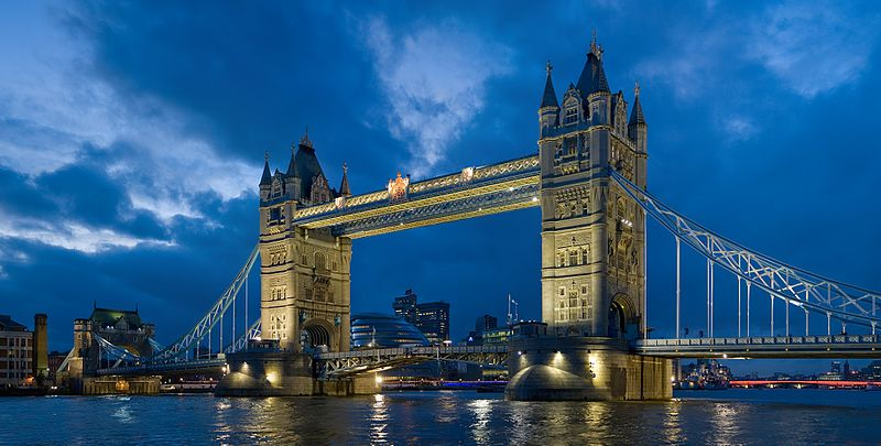 Image:Tower bridge London Twilight - November 2006.jpg