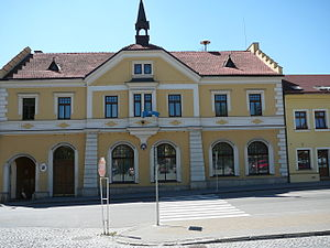 Fryšták - Town Hall